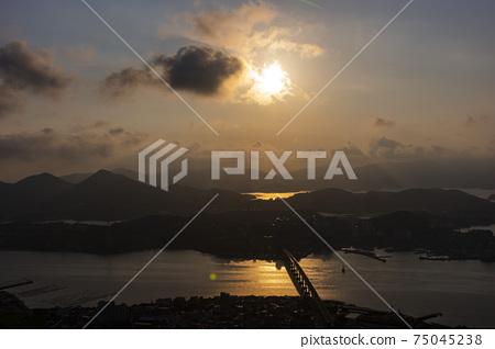 한려해상국립공원,통영시,경남 75045238