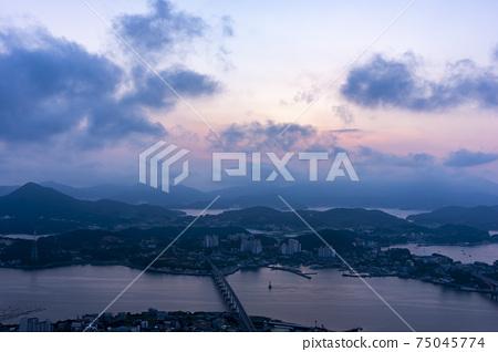 한려해상국립공원,통영시,경남 75045774