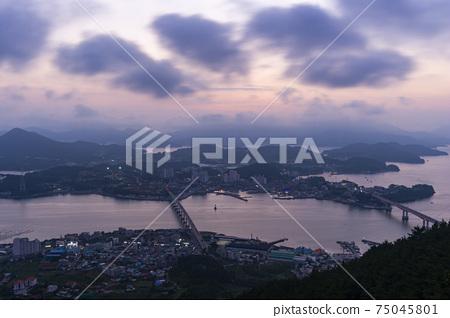 한려해상국립공원,통영시,경남 75045801