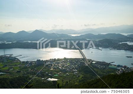 한려해상국립공원,통영시,경남 75046305