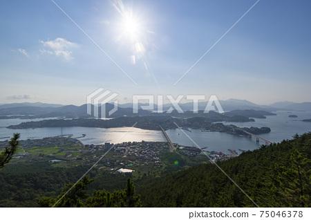 한려해상국립공원,통영시,경남 75046378
