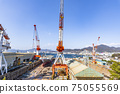 Kure City, Hiroshima Prefecture Shipbuilding Town Kure Cityscape 75055569
