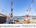 Kure City, Hiroshima Prefecture Shipbuilding Town Kure Cityscape 75055570