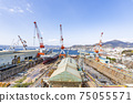 Kure City, Hiroshima Prefecture Shipbuilding Town Kure Cityscape 75055571