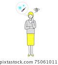婦女擔心疫苗的副作用 75061011