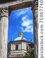 Columns of San Lorenzo basilica 75067740