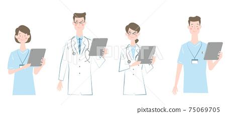 醫生和護士集 75069705