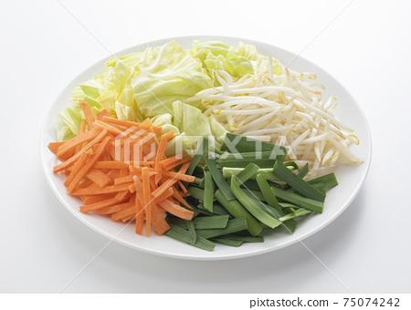 切蔬菜 75074242