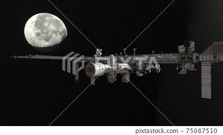 太空飛船 75087510