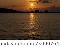 Evening view of Togo Lake 75090764