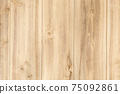 木紋背景素材(插畫風格) 75092861