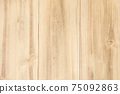 Wood grain background material (illustration style) 75092863