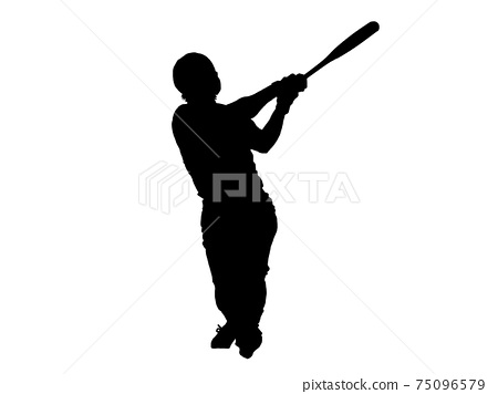 棒球擊球手 75096579