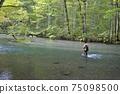 Mountain stream angler 75098500