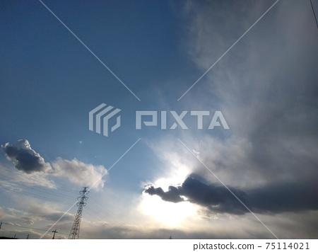 Dragon cloud and sun 75114021