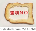 Discrimination No discrimination Characters Food discrimination No discrimination Image Material Background 75118769