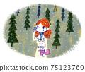 삼나무 꽃가루 75123760