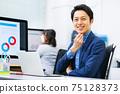 男子辦公室業務 75128373