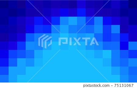 Blue gradient background 75131067