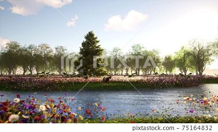 自然湖A 75164832