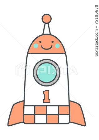 火箭圖 75180658