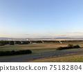 Yodogawa riverbed and Yodogawa Shimbashi 75182804