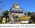 藍天和岐阜城堡 75183299
