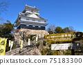 藍天和岐阜城堡 75183300