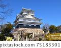 藍天和岐阜城堡 75183301