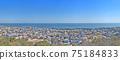 [三重縣鈴鹿市七岡町千秋町K岡琉球天文台眺望大海的風景] 75184833