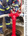 fire truck equipment and fireman 75202201