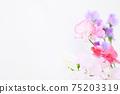 핑크와 보라색의 예쁜 딸 75203319
