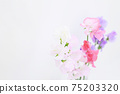 핑크와 보라색의 예쁜 딸 75203320
