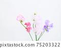 핑크와 보라색의 예쁜 딸 75203322