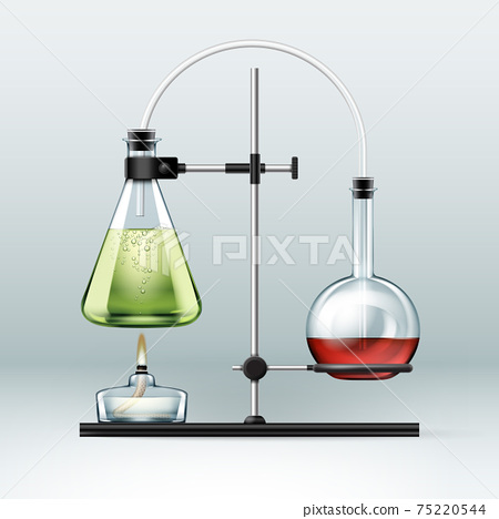 Chemical laboratory experiment 75220544
