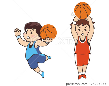 籃球運動員體育俱樂部活動 75224233