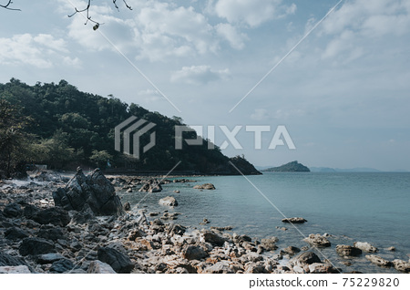 Pitak Island in Chumphon Province 75229820