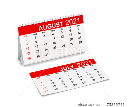 Calendar for year 2021. Week starts with sunday 75233721