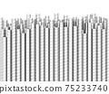 Steel reinforced bars 75233740