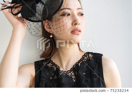 酷美女女人肖像 75238234