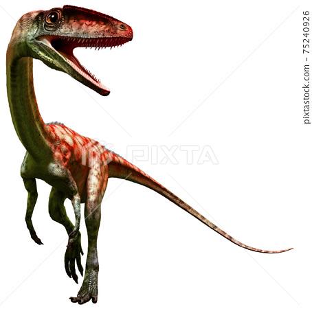 3d, dinosaur, lizard 75240926