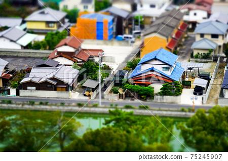 微型城市景觀 75245907