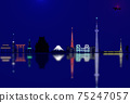 國內旅遊形象全國著名景點國內旅遊夜景 75247057