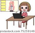 소녀 모에 계 V 츄바 생방송 75259146