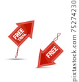Free Tags, website elements 75274230
