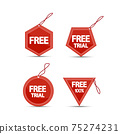 Free Tags, website elements 75274231