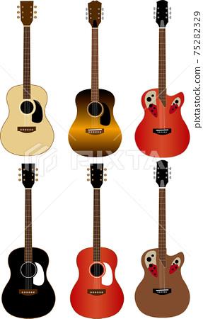포크 기타 컬렉션 75282329