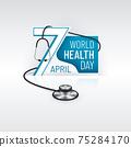 World Health Day Poster Design 75284170