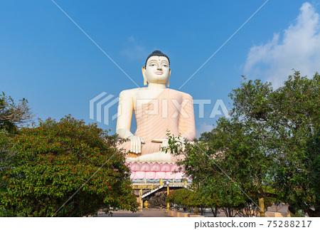Great Buddha in Kande Vihara Temple, Sri Lanka 75288217