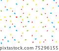 색종이 · 전단지 · 일러스트 · 만화에 사용할 소재 배경 75296155